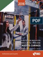 04 BID Innovacion en America Latina y el C 2016