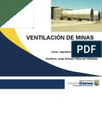 Clase 5  Ventilación de Minas