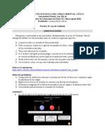 Practica II. Lab. Fisica III. Virtual