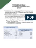 Practica # 5 - Presupuesto Financiero