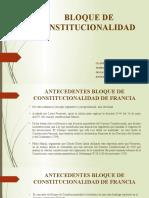 BLOQUE DE CONSTITUCIONAL