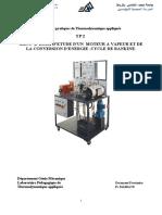 11_TP2_moteur à vapeu et conversion d'énergier_cycle de RANKINE_VF.pdf