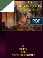 Revolucion Francesa Causas y Consecuencias