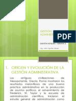 Semana 2 - Gestión Hotelera Diapositivas