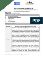 Anexo LSTS  6 Protocolo STS LENGUAJE CICLO I