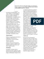 Evaluación del comportamiento del cultivo de acelga