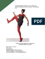 analisis español sobre danza