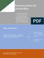 Implicaciones éticas del psicoanálisis