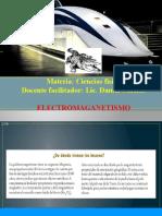 electromagnetismo 2°AÑO -EL2C.pptx
