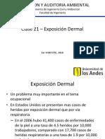 Clase 21 - Exposicion Dermal.pdf