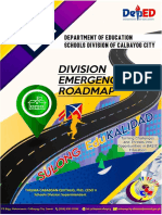 DIVISION EMERGENCY ROADMAP