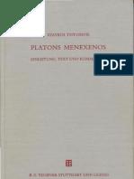 Platon-Menexenos