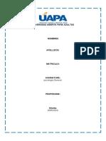 Psicologia General , tarea 7.docx