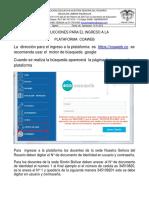 INSTRUCCIONES PARA EL INGRESO A LA PLATAFORMA COAWEB-1