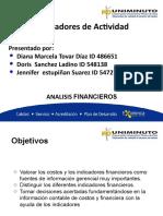 Presentación analisi financiero expo