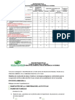 CUADRO DE TRIPLE ENTRADA. 28 de MAYO