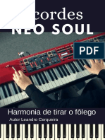 Ebook Acordes neo soul