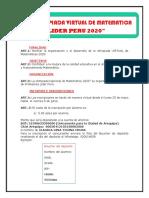BASES LIDER PERU ok 2020