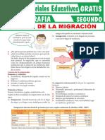 Causas-de-la-Migración-Para-Segundo-Grado-de-Secundaria