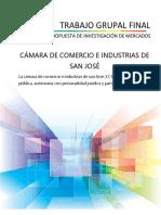 PROYECTO FINAL-INVESTIGACIÓN DE MERCADOS