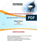 ANALISIS DE CIRCUITOS ELECTRICOS II - SEMANA 02