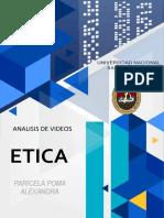 PARICELA POMA  etica