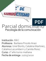 Conductismo en la actualidad.pdf