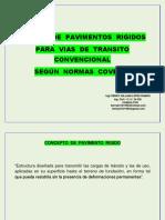 CURSO PAVIMENTOS RIGIDOS - APURE JUNIO 2017