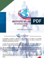 Instituto de Liderazgo Internacional Logos USA  - Internacionales Noviembre 2018_2
