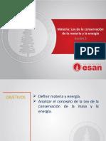 Sesión 3_3 Horas_Materia Ley de Conservación de Masa y Energía (1)
