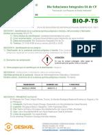 HDSDM BIO-P-TS