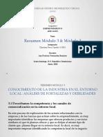 Diapositiva Resumen Modulos 3 y 4
