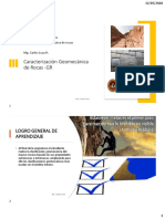 2. Caracterización Geomecánica de Rocas -GR