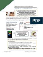 Charla SGA 038 Impactos en Industrias Alimentarias