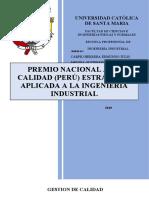PREMIO NACIONAL A LA CALIDAD (PERÚ) ESTRATEGIA APLICADA A LA INGENIERÍA INDUSTRIAL.docx