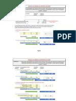 6. Cálculo Hidráulico PTAR -camara de contacto de cloro