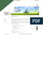 CBDMT - Market Business Intelligence - Votre partenaire en Intelligence Economique en France