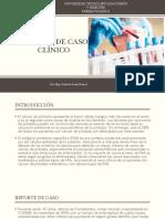 Caso Clinico Enfermedades Del Aparato Masculino
