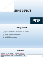Casting Defects Trimmed