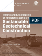 testing and specification of recycled materials for sustainable geotechnical construction_STP1540