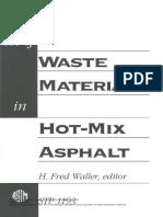 use of waste materials in hotm mix asphalt STP1193-EB.20405.pdf
