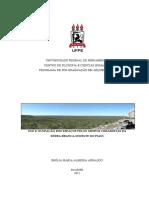 Uso e ocupaçao dos Espaços pelos grupos ceramista do sudeste do Piauí