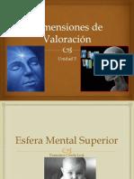 3. Esfera Mental