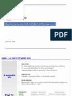 Ipo Presentation