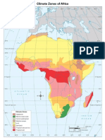 Climate Map Africa
