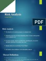Ch2 Risk Analysis