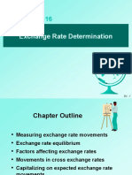 Exchange Rate Determination - 18 May 2020