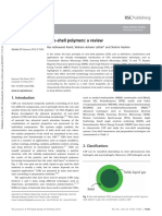 Core–shell polymers- a review-2013