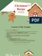 Christmas Recipe by Slidesgo.pptx