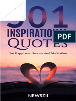 501 Inspirational Quotes